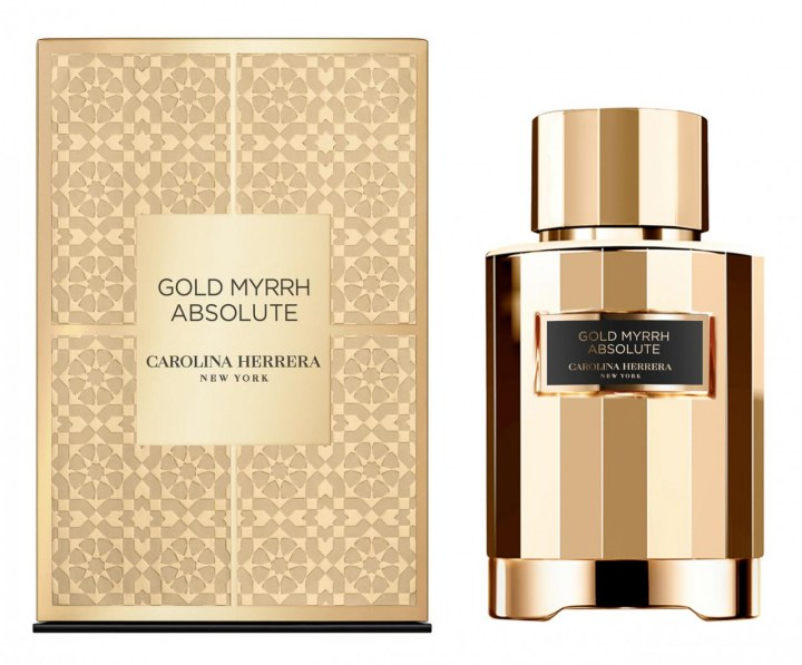 The Perfumers On The New Carolina Herrera Perfume: It Really Resembles Gold