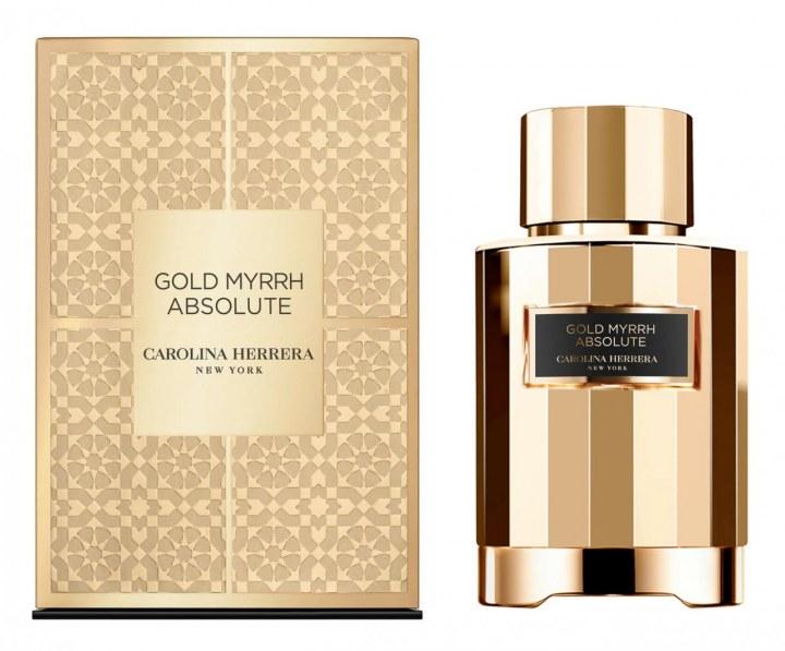 The Perfumers on the New Carolina Herrera Perfume: It Really Resembles Gold