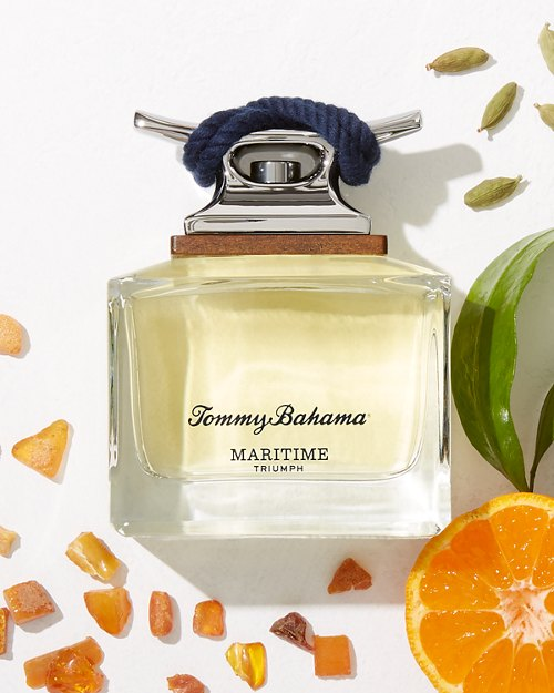 Maritime Triumph New Perfume From Tommy Bahama