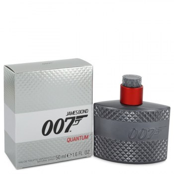 007 Quantum by James Bond