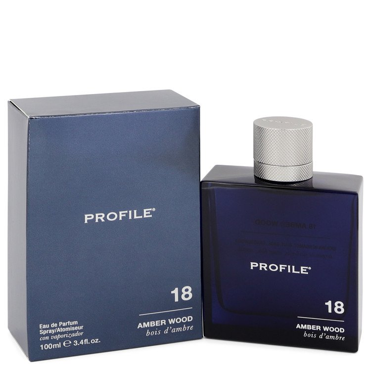 18 Amber Wood by Profile Perfume for him