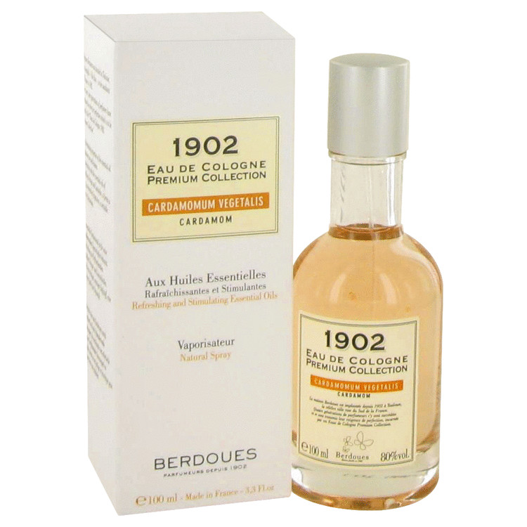 1902 Cardamom by Berdoues Cologne for him