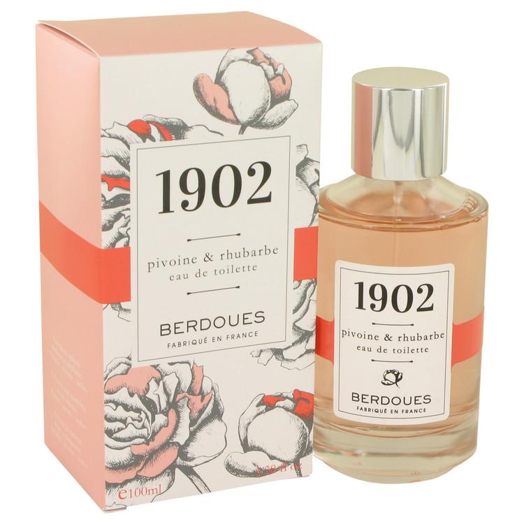 1902 Pivoine & Rhubarbe perfume for women