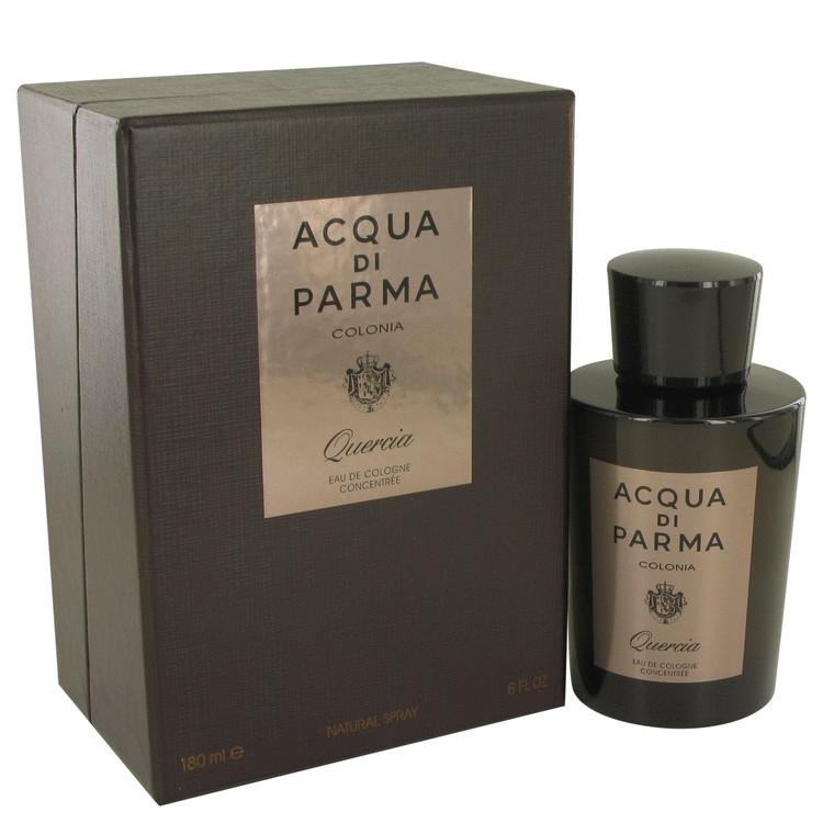 Acqua Di Parma Colonia Quercia by Acqua Di Parma Eau De Cologne Concentre Spray 6 oz (180ml)