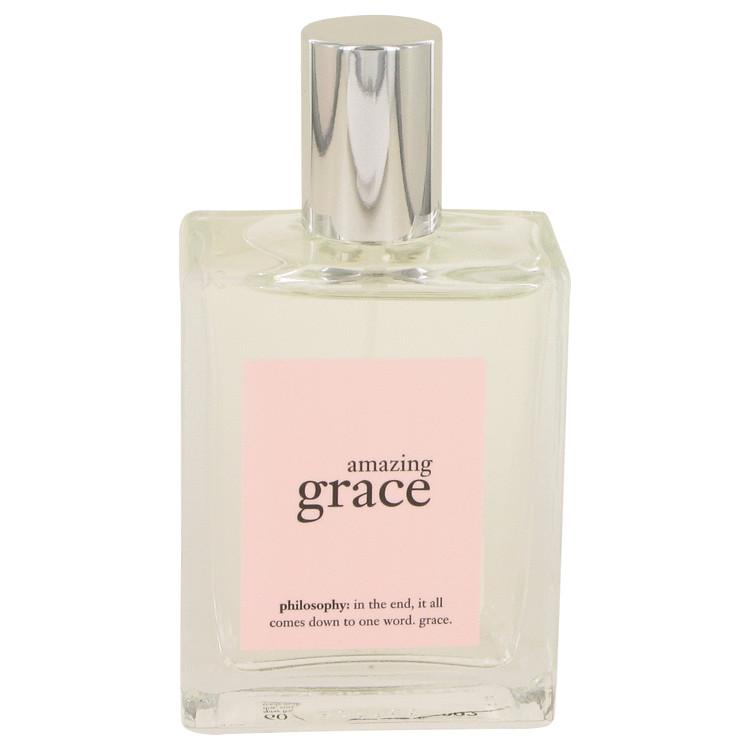 Amazing Grace by Philosophy Eau De Toilette Spray (Tester) 2 oz (60ml)