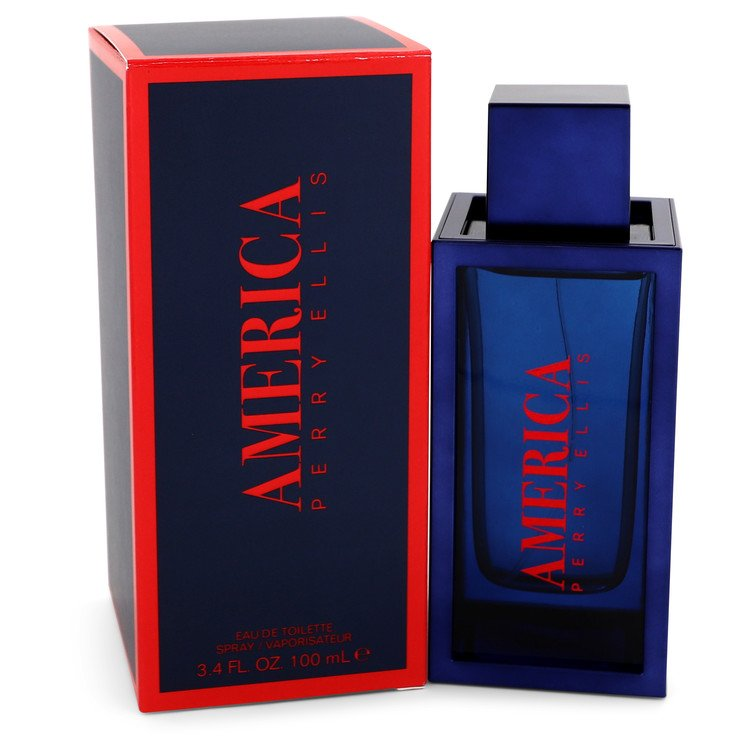 America by Perry Ellis Perfume for him