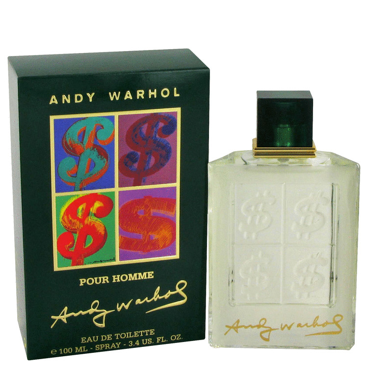 Andy Warhol by Parlux Cologne for him