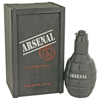 Arsenal Black by Gilles Cantuel for Men