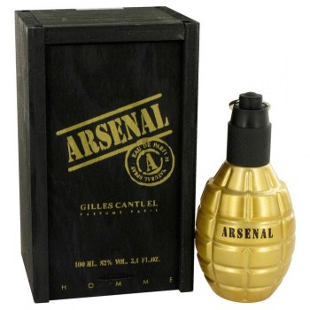 Arsenal Gold by Gilles Cantuel for Men