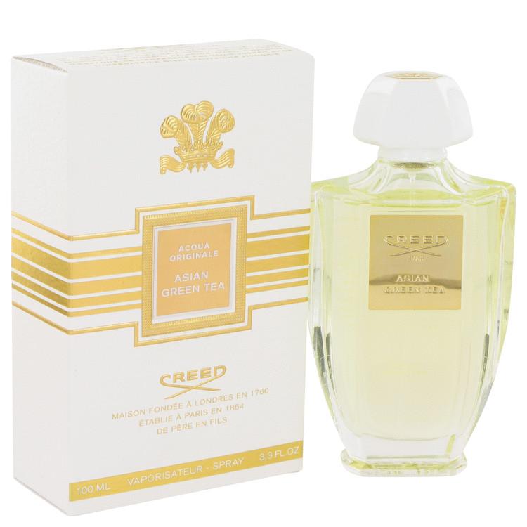 Asian Green Tea by Creed Eau De Parfum Spray 3.3 oz (100ml)