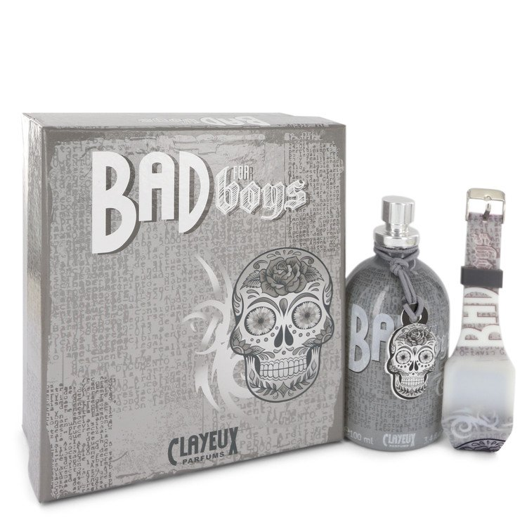 Bad For Boys by Clayeux Perfume for him