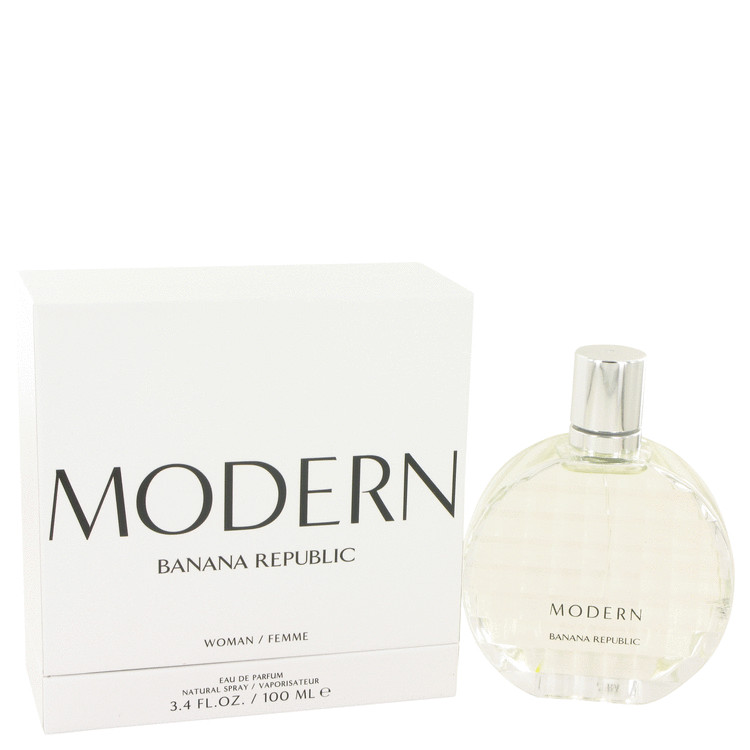 Banana Republic Modern by Banana Republic Eau De Parfum Spray 3.4 oz (100ml)