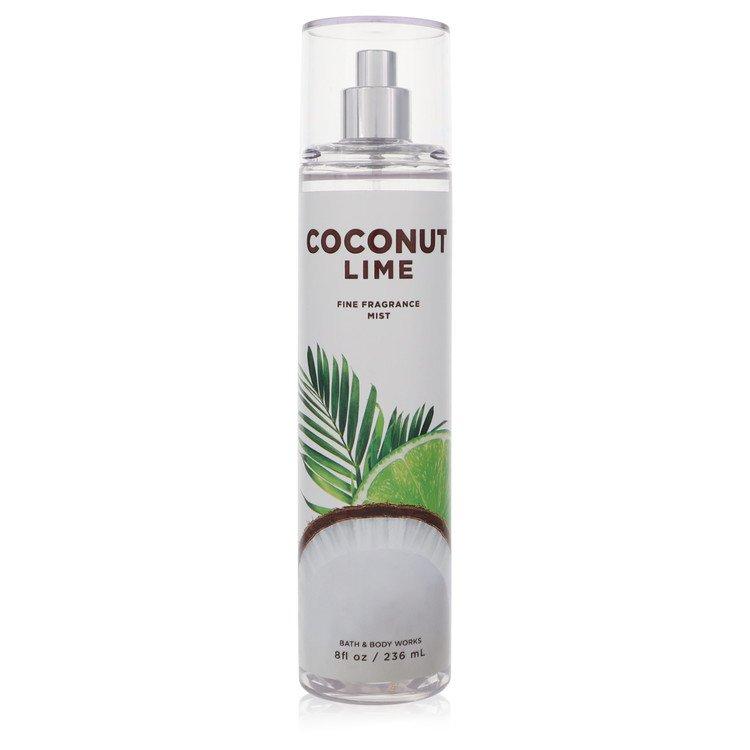 Bath & Body Works Coconut Lime by Bath & Body Works Body Mist 8 oz