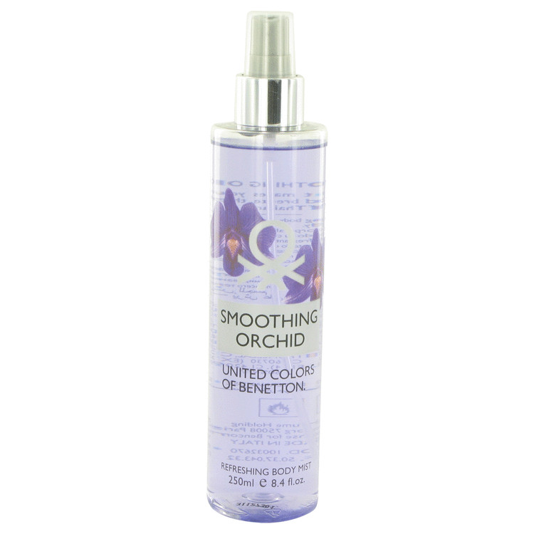 Benetton Smoothing Orchid perfume for women