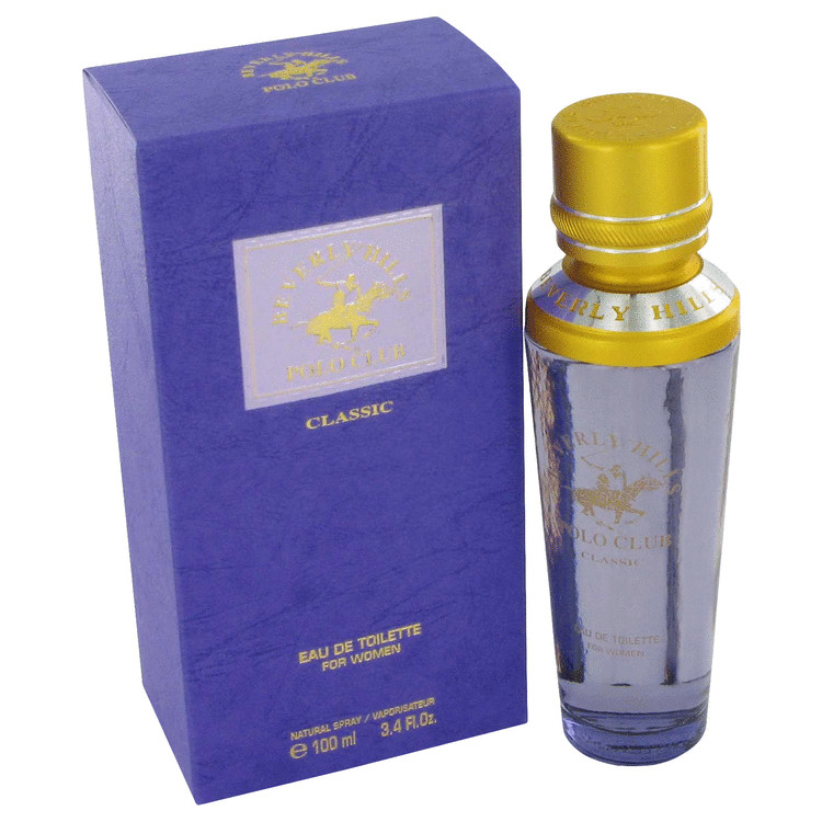 Beverly Hills Polo Club Classic by Beverly Fragrances perfume for women