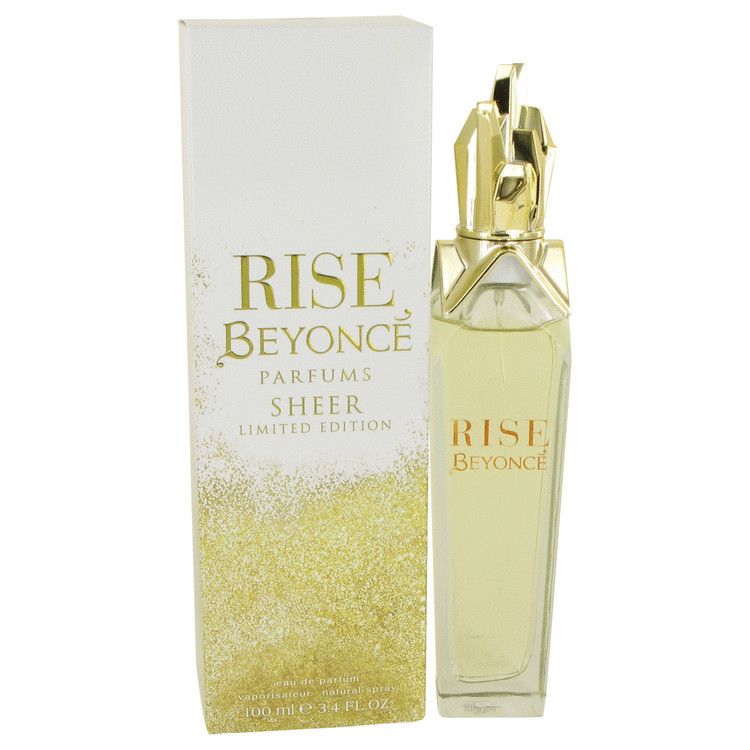 Beyonce Rise Sheer perfume for women