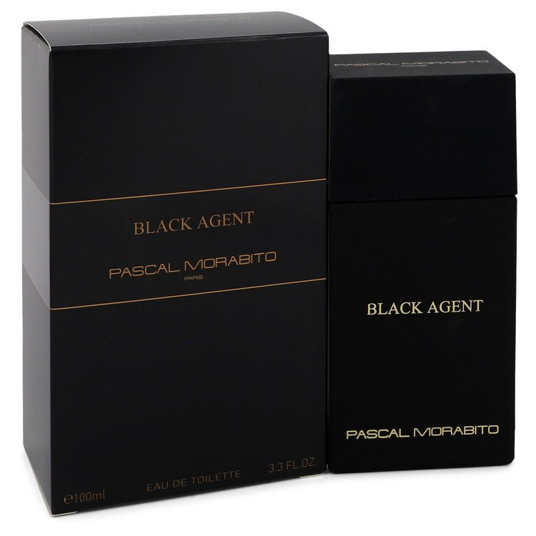 Black Agent by Pascal Morabito Perfume for him