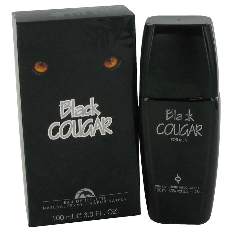 Black Cougar by Pascal Morabito Cologne for him