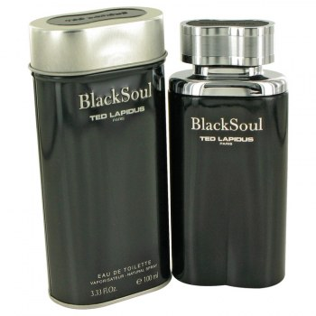 Black Soul by Ted Lapidus for Men