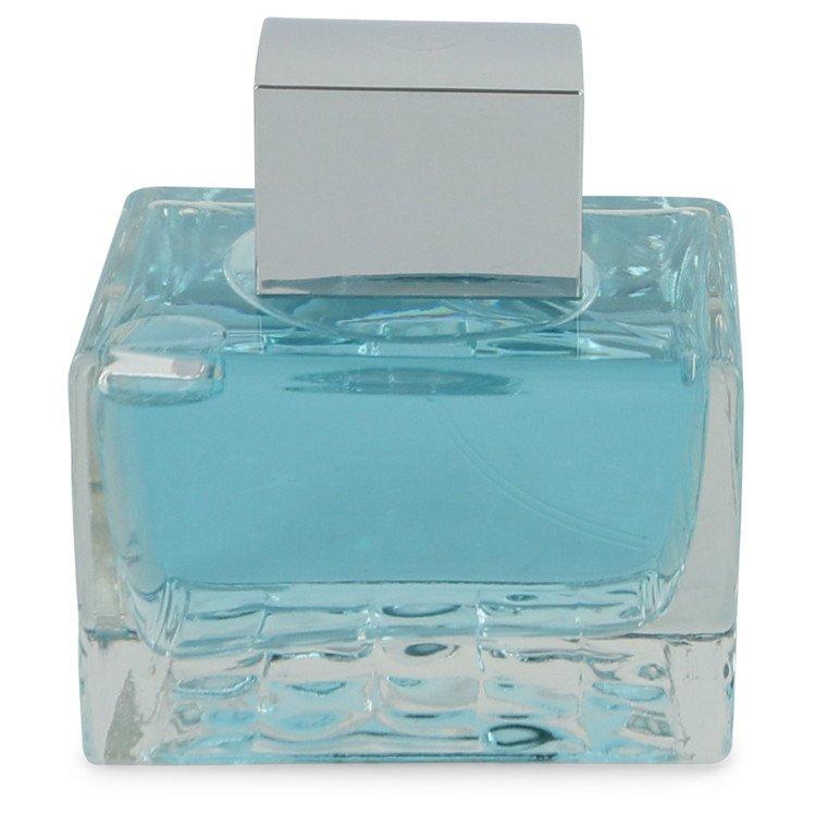 Blue Seduction by Antonio Banderas Eau De Toilette Spray (Tester) 2.7 oz