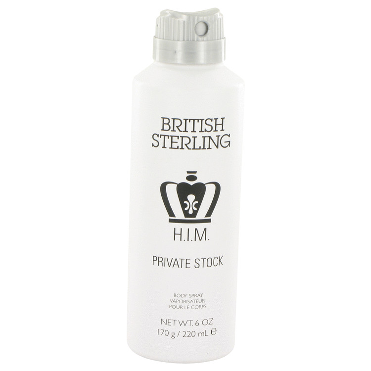 British Sterling Him Private Stock by Brioni Cologne for him