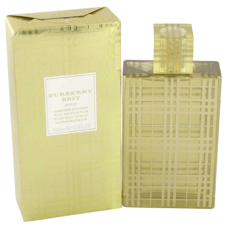 Burberry Brit Gold perfume for women