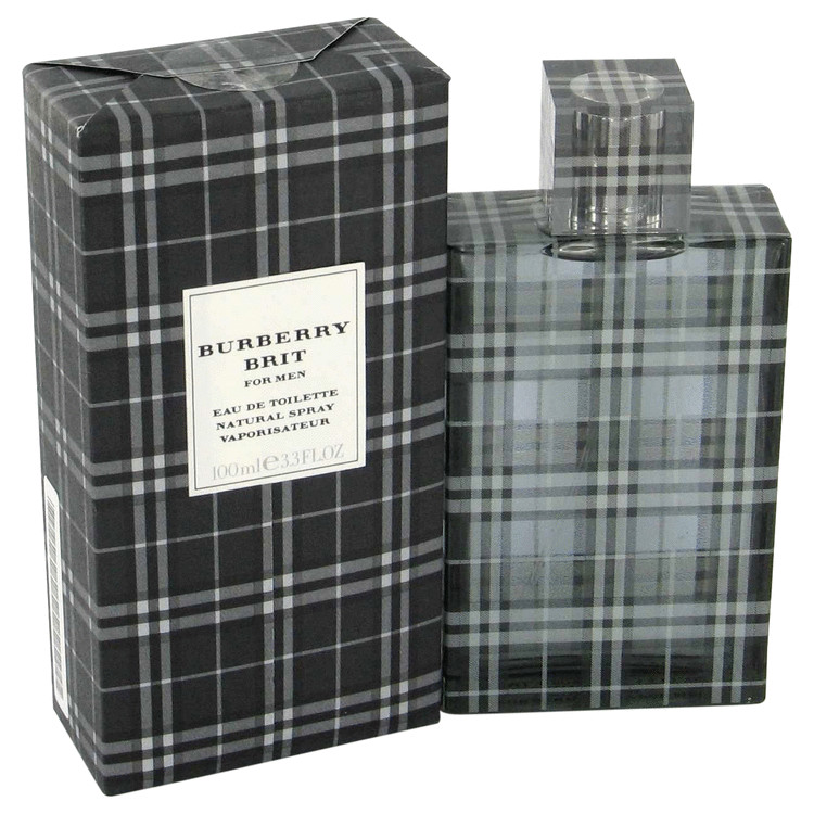 Burberry Brit by Burberry Perfume for him