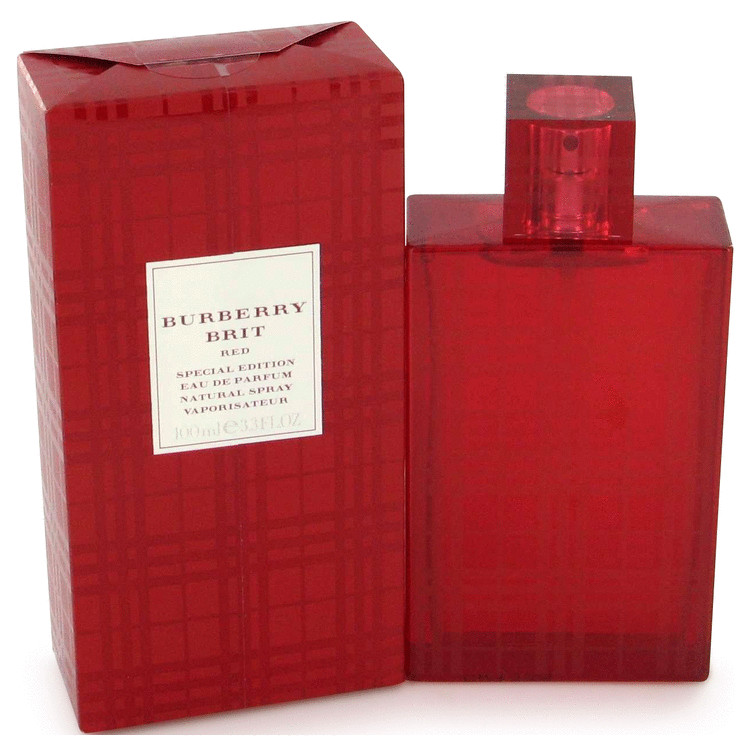 Burberry Brit Red perfume for women