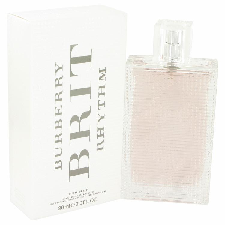 Burberry Brit Rhythm perfume for women