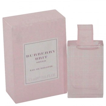 Burberry Brit Sheer by Burberry