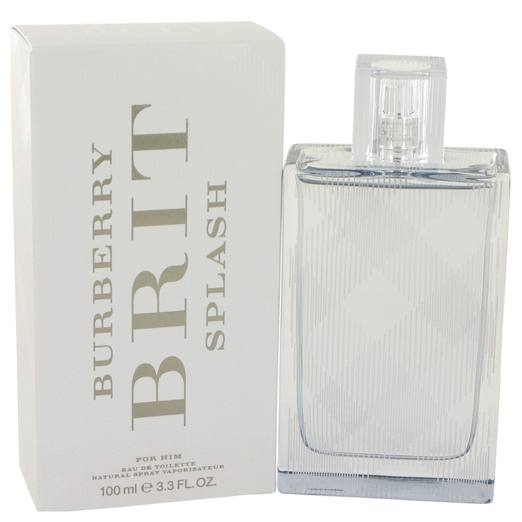 Burberry Brit Splash by Burberry Perfume for him