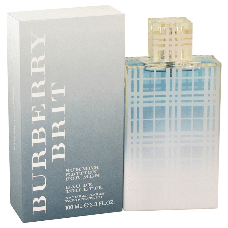 Burberry Brit Summer by Burberry Cologne for him