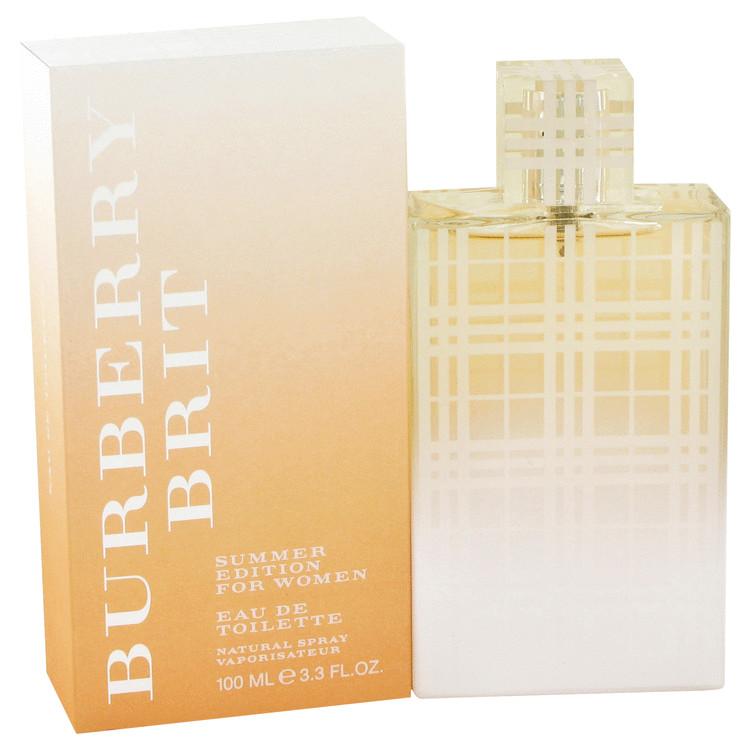 Burberry Brit Summer perfume for women