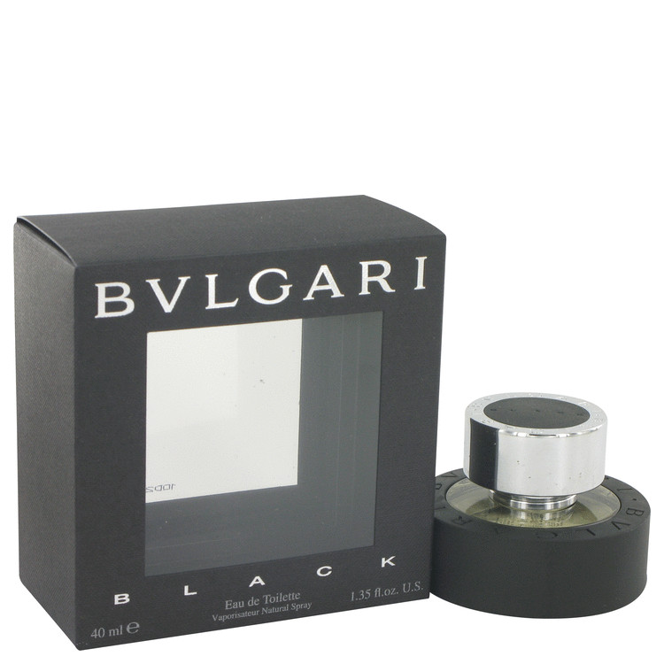 BVLGARI BLACK by Bvlgari Eau De Toilette Spray (Unisex) 1.3 oz