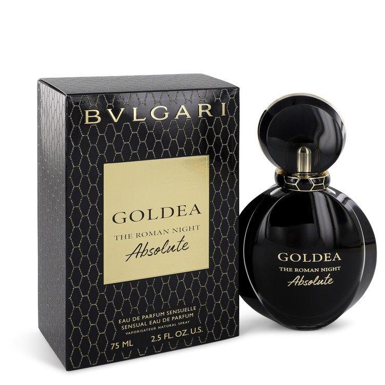 Bvlgari Goldea The Roman Night Absolute perfume for women