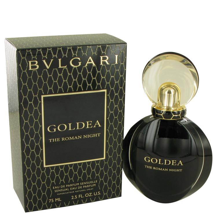 Bvlgari Goldea The Roman Night by Bvlgari perfume for women