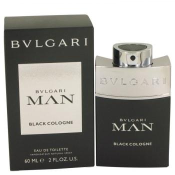 Bvlgari Man Black Cologne by Bvlgari for Men