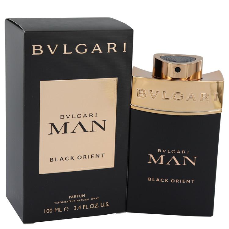 Bvlgari Man Black Orient by Bvlgari Cologne for him