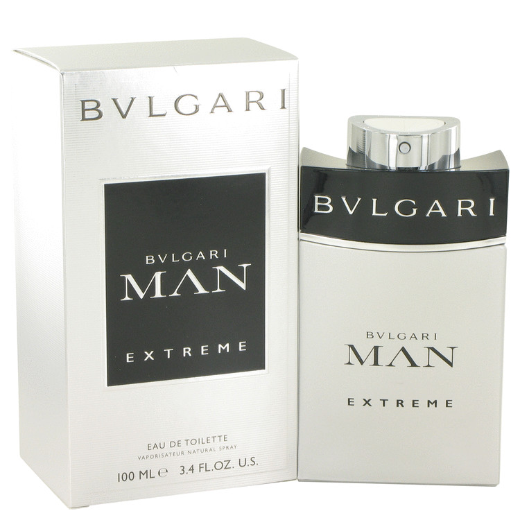 Bvlgari Man Extreme by Bvlgari Perfume for him