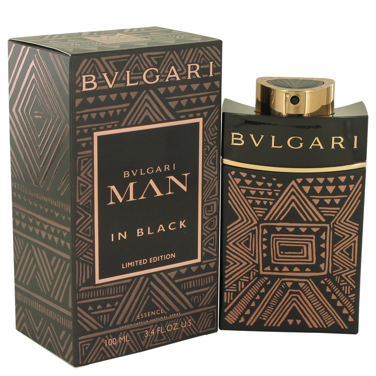 Bvlgari Man In Black Essence by Bvlgari Cologne for him