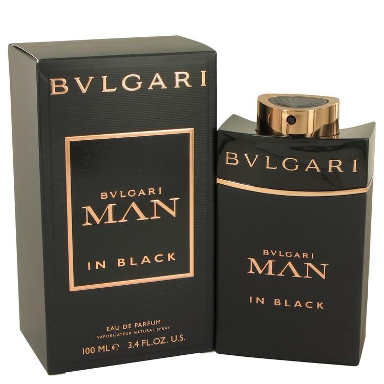 Bvlgari Man In Black by Bvlgari Perfume for him