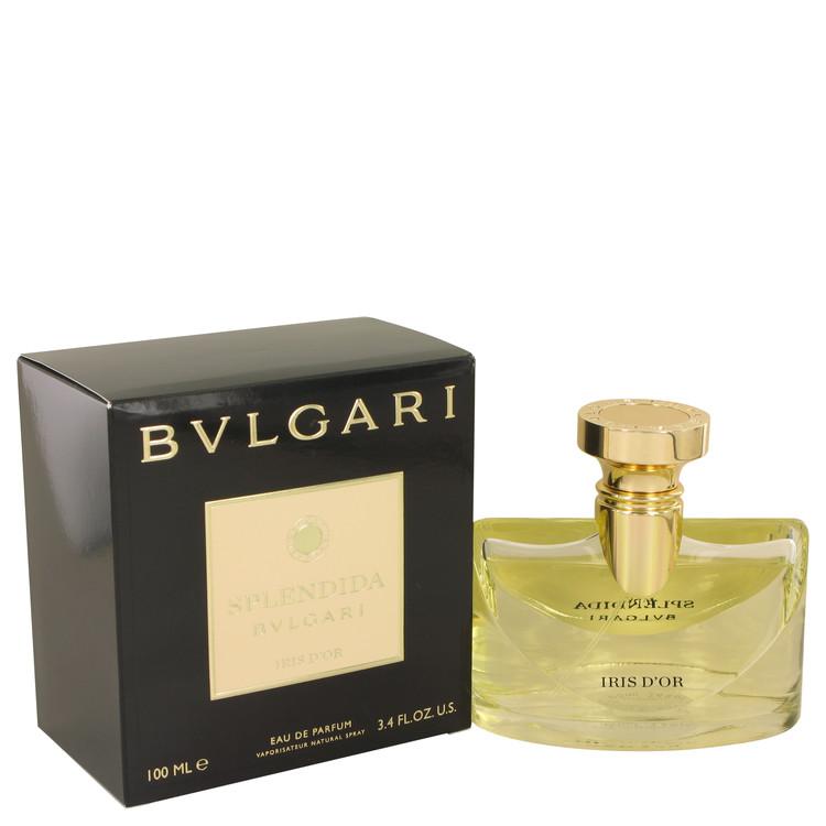 Bvlgari Splendida Iris D'or by Bvlgari perfume for women