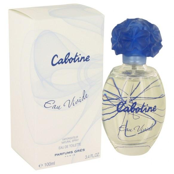 Cabotine Eau Vivide by Parfums Gres