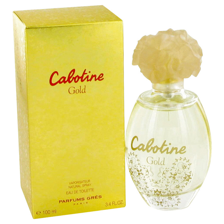 Cabotine Gold by Parfums Gres perfume for women