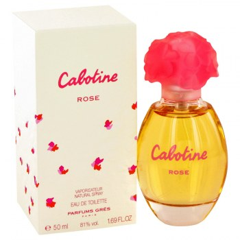 Cabotine Rose by Parfums Gres
