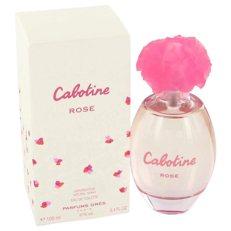 Cabotine Rose perfume for women