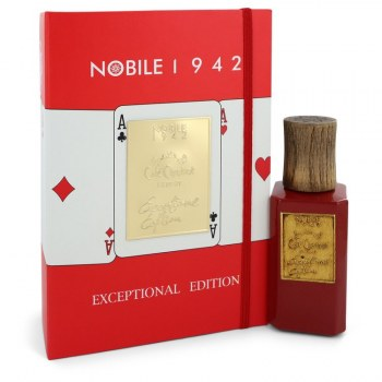 Cafe Chantant Exceptional Edition by Nobile 1942 for Women