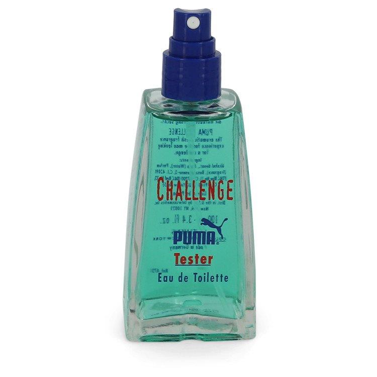 CHALLENGE by Puma Eau De Toilette Spray (Tester) 3.4 oz (100ml)