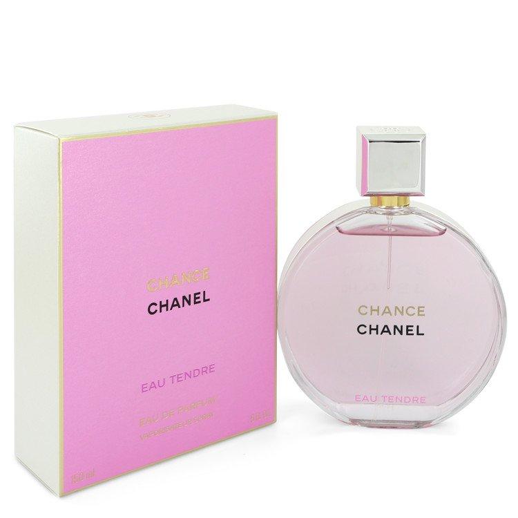 Chance Eau Tendre by Chanel Eau De Parfum Spray 5 oz