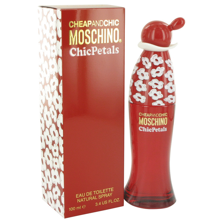 Cheap & Chic Petals perfume for women
